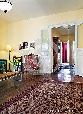 Free Living Room Stock Photo - 27068280