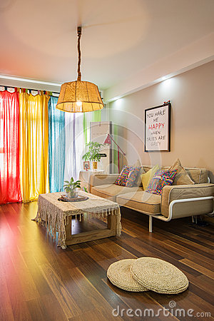 Free Living Room Royalty Free Stock Photography - 30830097