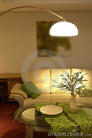 Free Living Room Stock Photography - 3886302