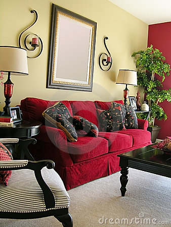 Free Living Room Stock Images - 9759534