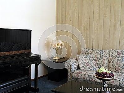 Living room interior 4