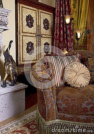 Living Room Interior Design Decoration