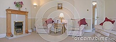 Living Room (Panoramic)