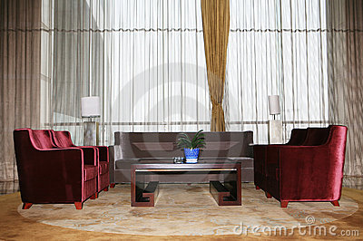 A living room with  sofa
