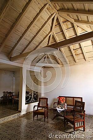 Living room, Trinidad, Cuba