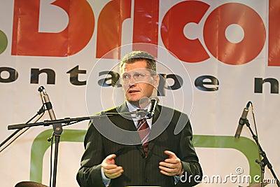 Liviu Negoita Editorial Image