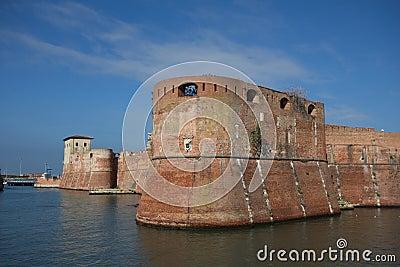 Livorno castle