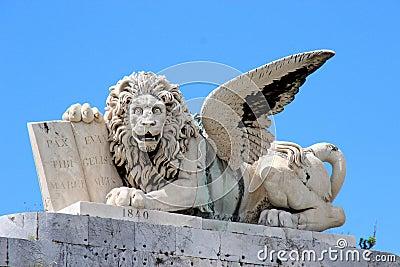 Livorno San Marco square