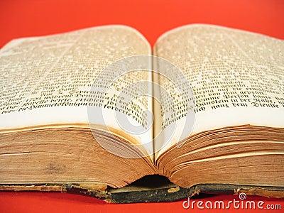 Livro antigo IV