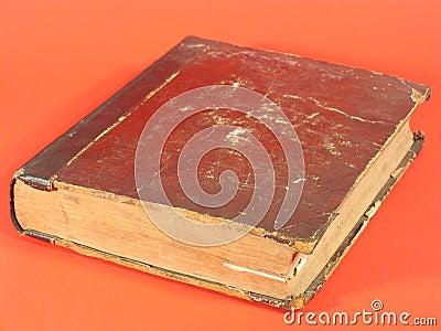 Livro antigo V