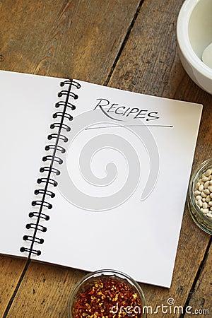 Livro da receita