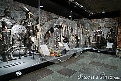 Livrustkammaren Museum- The Armory Editorial Stock Image