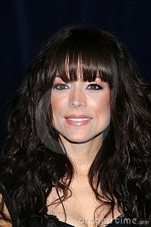 Liz Vassey at the 59th Annual ACE Eddie Awards. Beverly Hilton Hotel, Beverly Hills, CA. 02-15-09 Editorial Stock Image