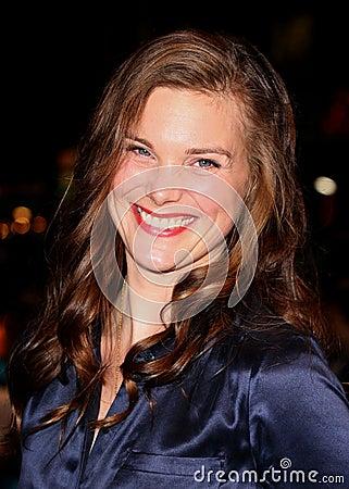 Liz White Editorial Photo