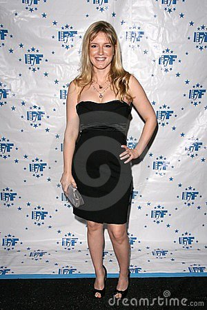 Liza Mae at the Los Angeles Premiere of  The Gold and the Beautiful . Raleigh Studios, Hollywood, CA. 02-28-09 Editorial Stock Image