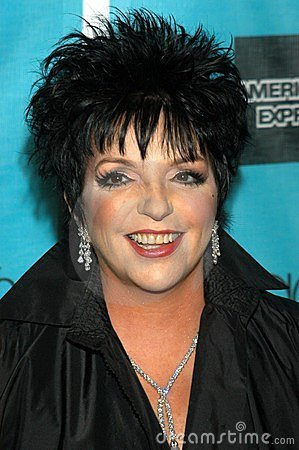 Liza Minnelli Editorial Stock Photo