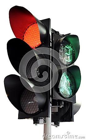 Ljus trafik