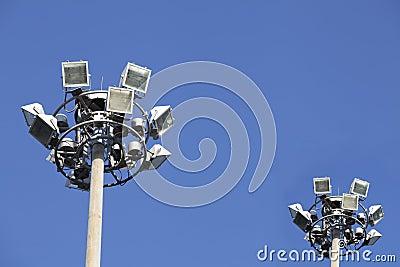 Ljus trafik för jordning