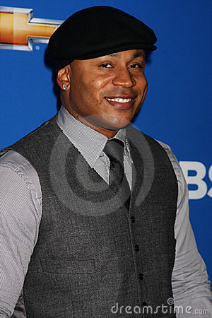 LL Cool J Editorial Stock Photo