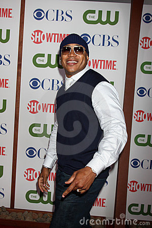 LL Cool J Editorial Image