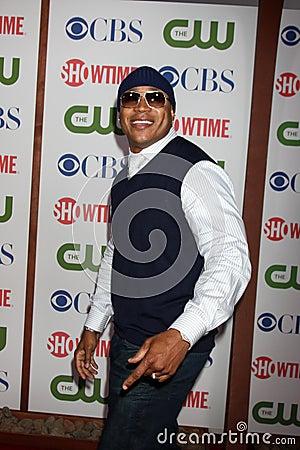 LL Cool J Editorial Image