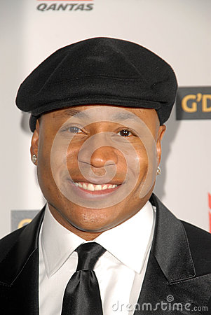 LL Cool J Editorial Stock Image