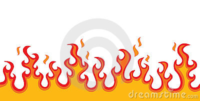 Llamas del fuego