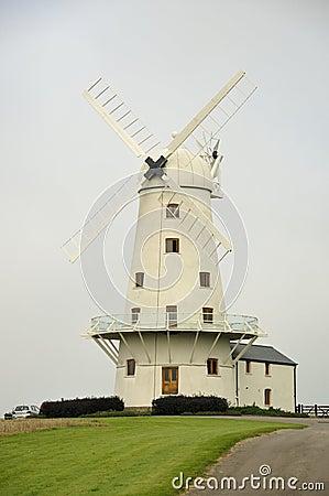 Llancayo Windmill nr. Usk