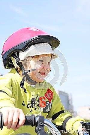 Llittle biker