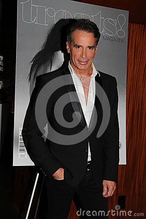 Lloyd Klein at the Treats! Magazine Spring Issue Party, Private Location, Beverly Hills, CA 05-10-12 Editorial Image