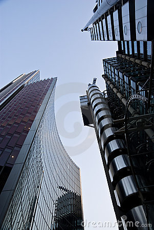 Lloyds towers