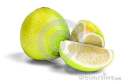 Lme fruit