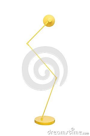 Lâmpada de assoalho