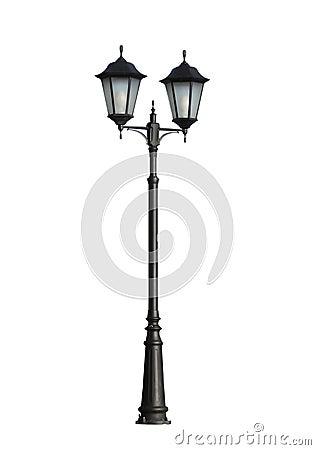 Lámpara de calle