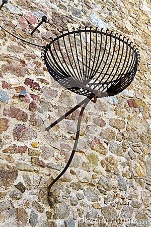 Lámparas medievales