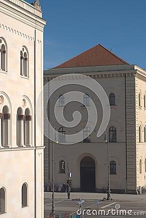 LMU of Munich