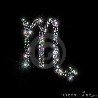 Lo zodiaco stars lo Scorpio