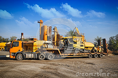 Loader excavator construction machinery equipment