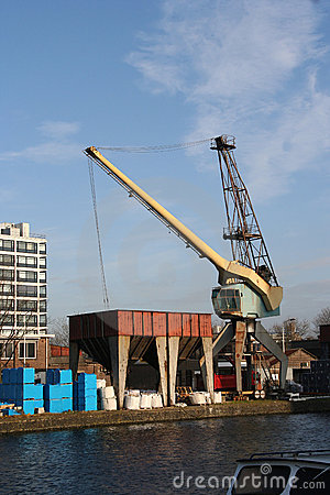 Free Loading Crane Royalty Free Stock Photo - 1984905
