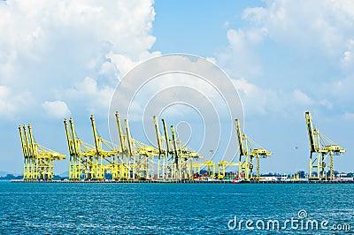 Loading Piers
