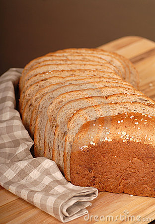 Free Loaf Of Multi Grain Bread Royalty Free Stock Photo - 2398985