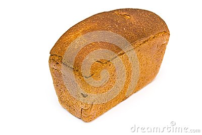 A Loaf Of Rye Bread Royalty Free Stock Photography - Image: 15277317