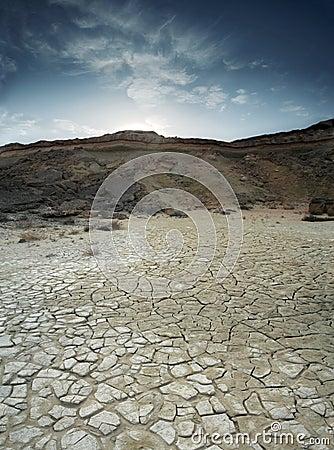 Free Loam Desert Royalty Free Stock Image - 1591136