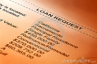Loan Request