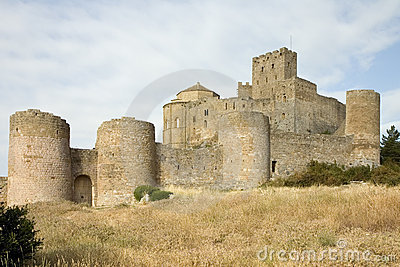 Loarre Castle, Aragon, Spain