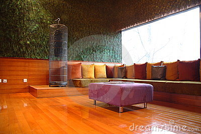Lobby or livingroom