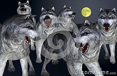 ***ESPELUZNANTE NOCHE*** Lobos-el-noche-de-la-luna-llena-thumb4178277