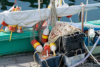 Lobster Fishing Equipment