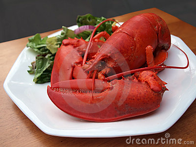 Lobster meal 3