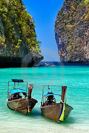 Free Local Boat Of Thailand Stock Photo - 18283700